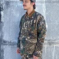 Realtree Extra® Heavy Duty Double-Snap Chore Coat