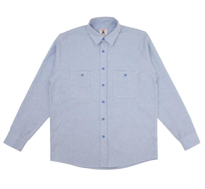 C/P Oxford 3-Pocket Work Shirt