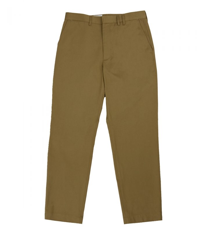 Gusseted Work Pant