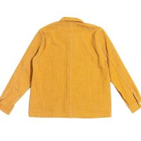 Industrial yellow Coverall Jacket